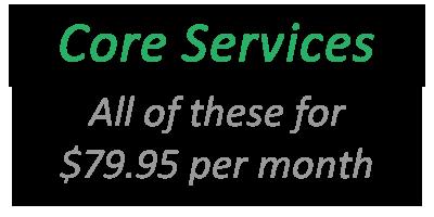Core Service Cost