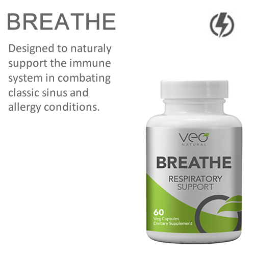 Breathe - Veo Natural