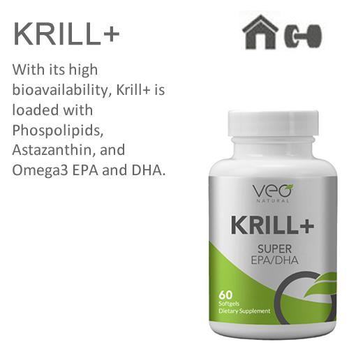 Krill Plus Veo Natural