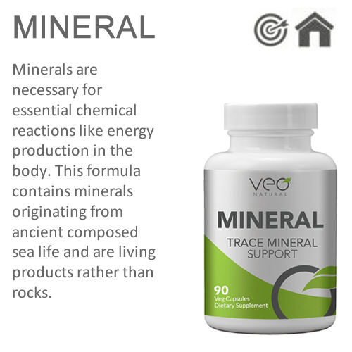 Mineral Veo Natural