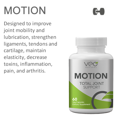 Motion Veo Natural
