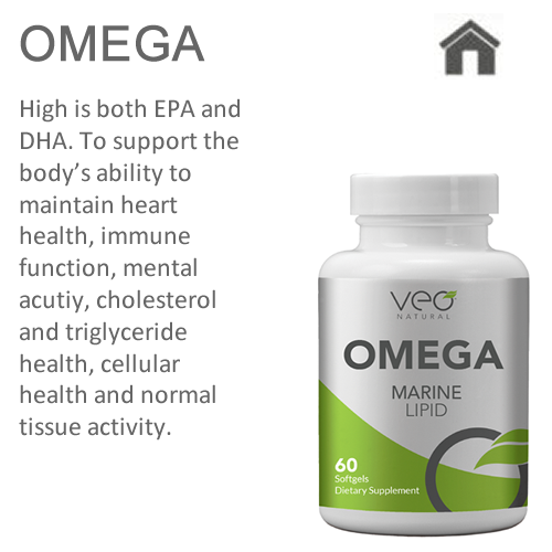 Omega Veo Natural